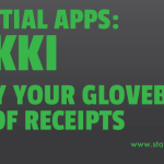 Essential Apps: Piikki, Empty Your Glovebox Full Of Receipts