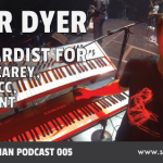SMP 005: Peter Dyer: Keyboardist for Mariah Carey, Aloe Blacc, St. Vincent
