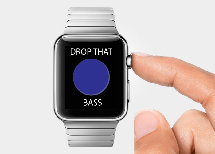 Apple Watch DJ