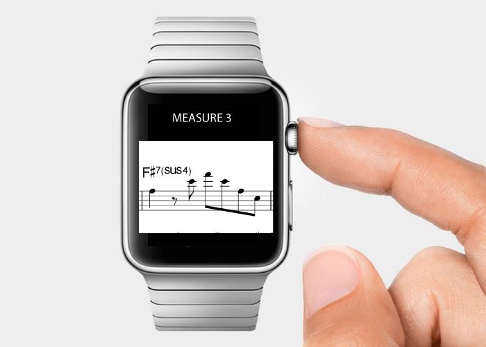Apple Watch Musician 1