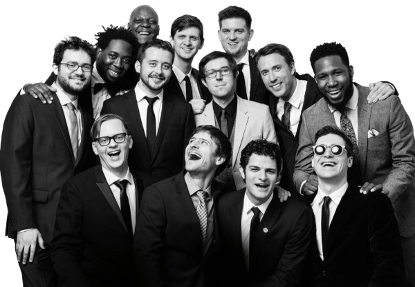 But almost anyone who has ever gigged is in Snarky Puppy. There's so many of them! How do they remember who's all in the group? Seriously, they must wear name tags or something, right?