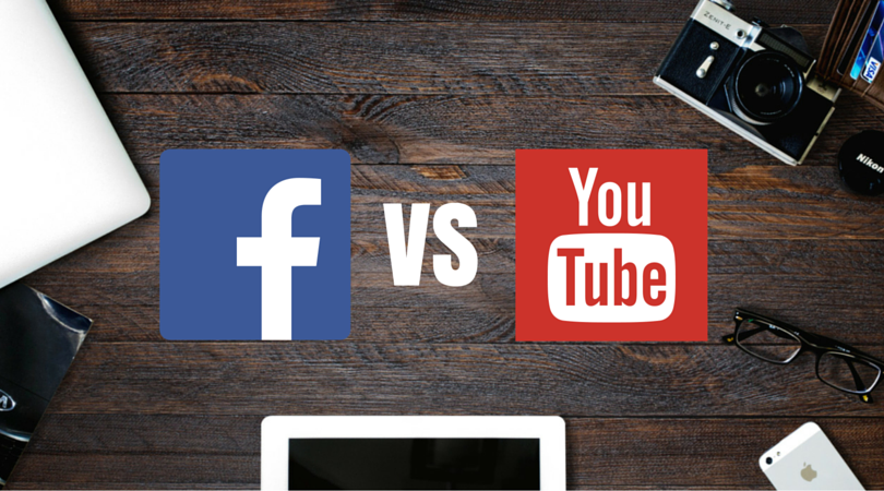 Youtube vs facebook which is better for your music video as a musician youll probably be in a music video at least a few times in your life it could be a live video of a performance cover video album preview malvernweather Gallery