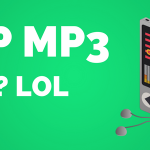 RIP MP3. JK? LOL